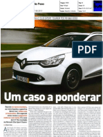"RENAULT CLIO SPORT TOURER TCe 90 NA ""AUTO FOCO"""
