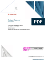 Guercio Robert Executive Communications Analysis