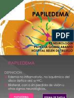 PAPILEDEMA1
