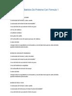 Recetas Para Batidos De Proteína Con Fórmula 1 De Herbalife