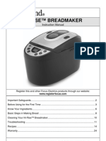West Bend 41300 Hi-Rise Bread Maker