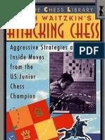 Josh Waitzkin - Attacking Chess