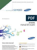 Manual de Samsung GT-S3370L