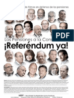 MERP - Las Pensiones a la Constitución, REFERENDUM YA