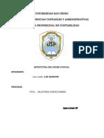 Estructura Poder Judicial