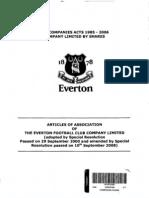 EFC Articles of Association Sept 2008