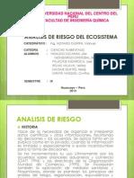 Analisis de Riesgo
