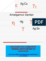 Amalgamul Dentar LP