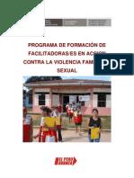306 Programa Facilitadoras en Accion