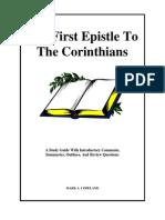1co_sgThe First Epistle ToThe Corinthians
