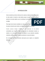 Estudio de Mercado Galletas de Quinua