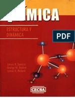 Quimica Estructura y Dinamica - Spencer, Bodner y Rickard (ESP)