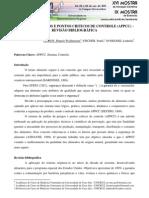 ANÁLISE DE PERIGOS E PONTOS CRITICOS DE CONTROLE (APPCC) – REVISÃO BIBLIOGRÁFICA