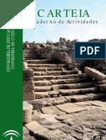 Carteia (San Roque, Cádiz) Cuaderno de actividades