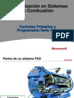 Controles Primarios y Programados 7800