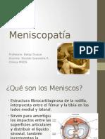 meniscopatia