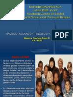 Diapositiva Alienacion y Racismo 2014