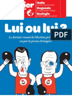 [revistasEnFrancés] ElMensajeroInternacional - n°1121 del 26 de abril al 2 de mayo de 2012