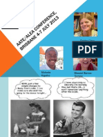 alea presentation brisbane july 2013