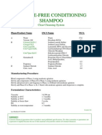 BETAINE-FREE CONDITIONING SHAMPOO 246