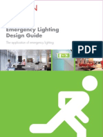 Emergency Lighting Design Guide
