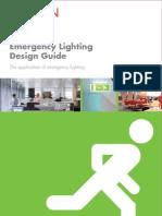Emergency Lighting Design Guide
