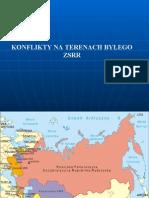 Konflikty z udziałem Rosji