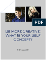 Be More Creative: What Is Your Self Concept?