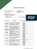Modelo de Informe 01