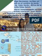 Informe Misionero Cabo Verde Abril