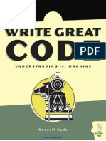 Write Great Code Volume 1