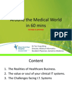 around the medical world revised