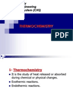 Thermochemistry 1 .Prep