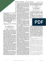 Congressman Kennedy - Remarks on 1998 Gulf War legislation