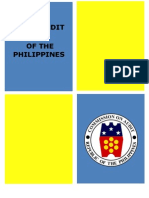 State Audit Code of the Philippines (P.D. 1445)
