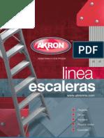 Catalogo Escaleras Akron