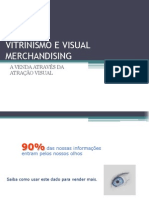 Vitrinismo e Visual Merchandising Acif 30102012