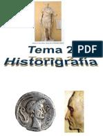 2 Historiografia