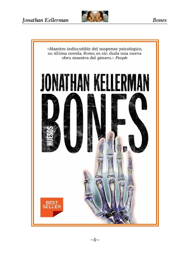 f456ed70e73c Kellerman Jonathan - Alex Delaware 23 - Bones