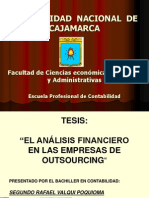 Tesis - Outsorsing
