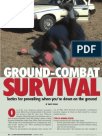 Ground Combat Survival - Arma Training
