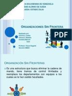 Organizaciones Sin Frontera