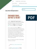 .net _ Enviando email – ASP.NET & VB