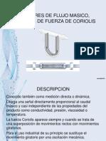 Sensor de Flujo Masico (Coriolis)(1)