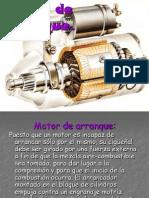 Motor de Arranque