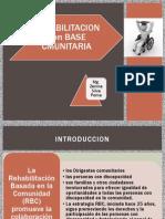 Rehabilitacion Con Base Cmunitaria