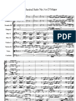 Orchestral Suite No.3 BWV 1068