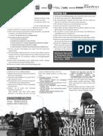 Syarat dan Ketentuan Tactic 2013