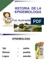 Historia Epidemiologia- 1 Clas[1]