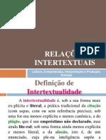 Interpretação Textual e Intertextualidade